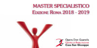 Master Specialistico e Corso per tecnico Applied Behavior Analysis e modelli contestualistici nei servizi per le disabilità.